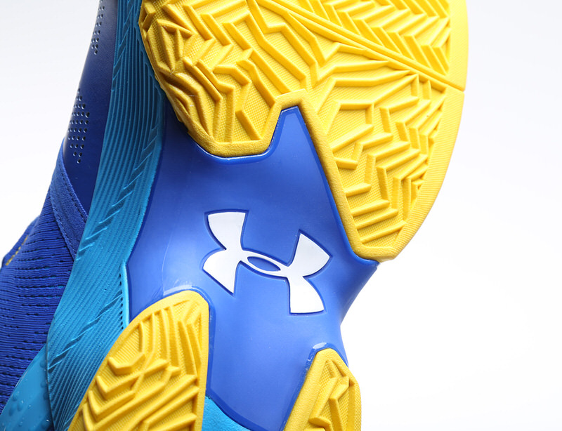 Steph Curry Under Armour Two Playoffs 6