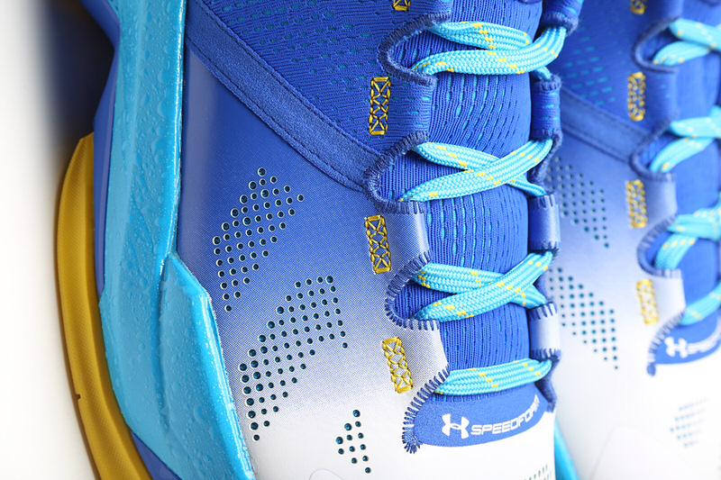 Steph Curry Under Armour Two Playoffs 7
