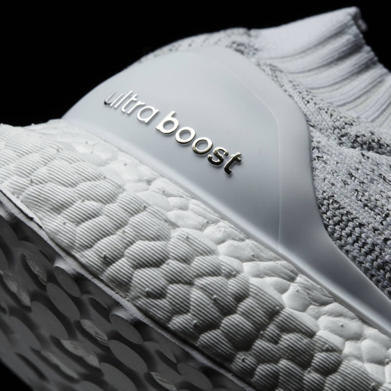 adidas Ultra Boost Uncaged White Silver