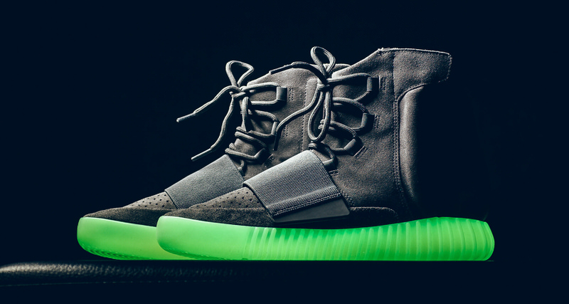 Adidas Yeezy Boost 750 Glow