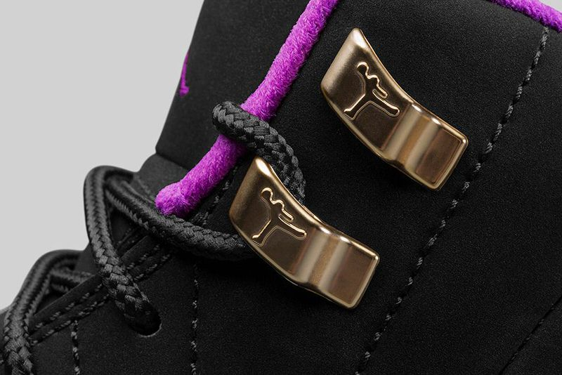 "Air Jordan 12 ""Hyper Violet"""
