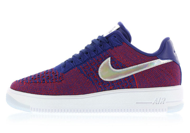 Nike Air Force 1 Flyknit Low USA