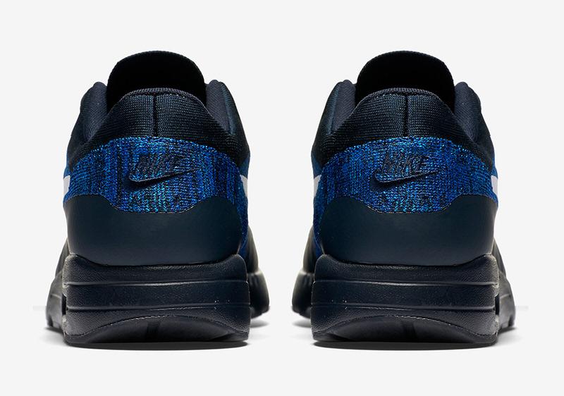 Nike Air Max 1 Flyknit Royal/Black