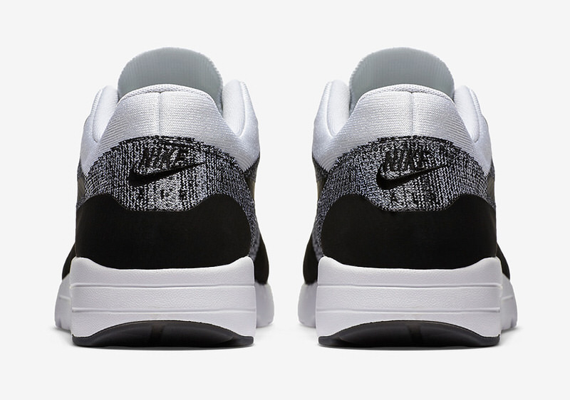 Nike Air Max 1 Flyknit Oreo