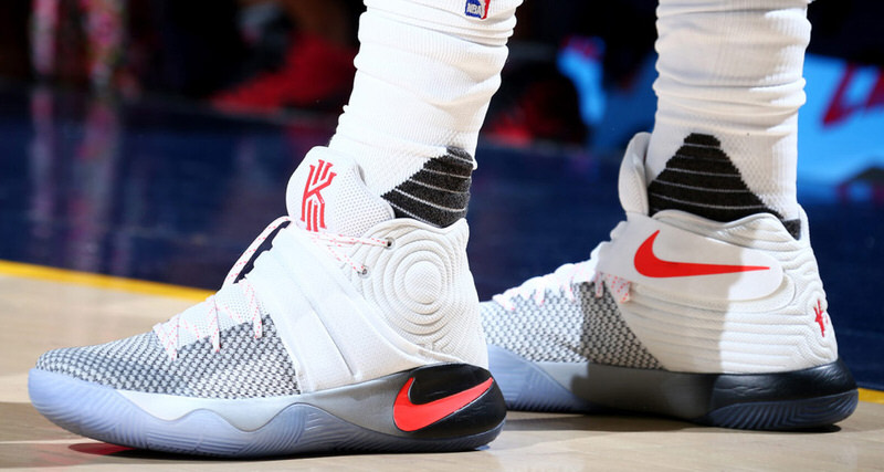Kyrie Irving's Best Nike Kyrie 2 PEs This Season