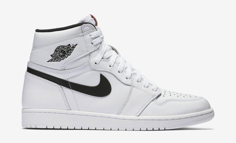 Air Jordan 1 Retro High White/Black
