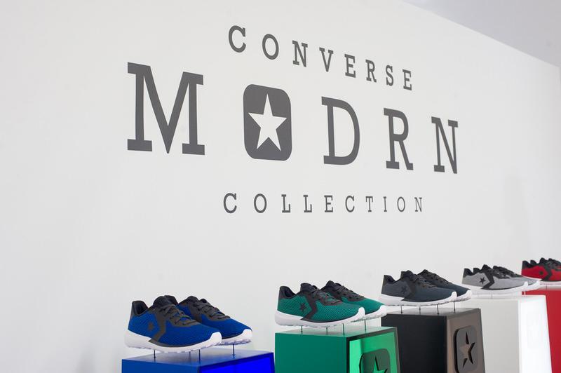 Converse Auckland Modern Launch