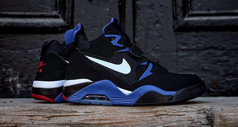 nike air force 180 sport royal retro drops later this month nice kicks. Black Bedroom Furniture Sets. Home Design Ideas