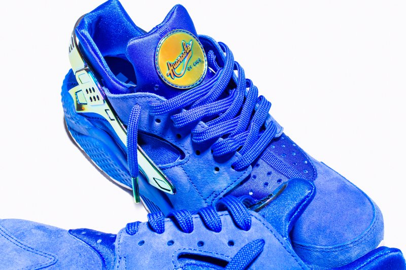Nike Air Huarache Undefeated LA Exclusive