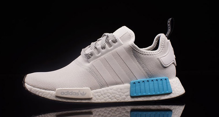 Adidas Nmd Runner Core Black White His trainers Offspring