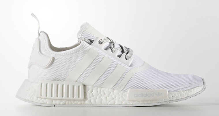 all white nmds
