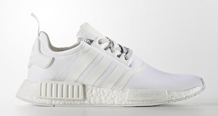 adidas nmd runner 1 white The Adidas