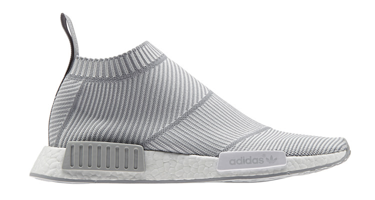 "Adidas NMD City Sock PK ""White Grey s32191 from Beyourjordans"