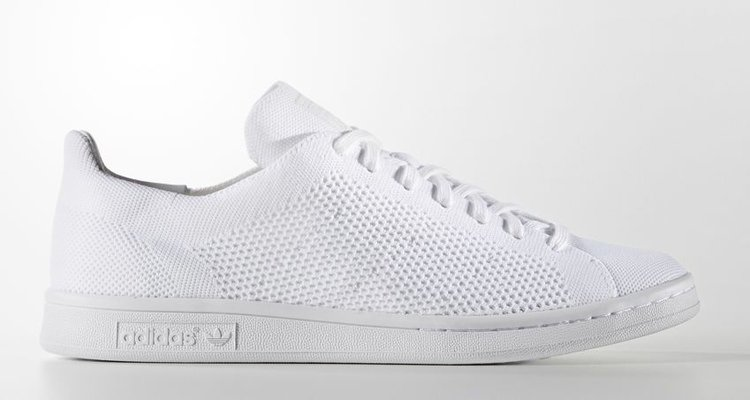 adidas stan smith primeknit running white available now nice. Black Bedroom Furniture Sets. Home Design Ideas