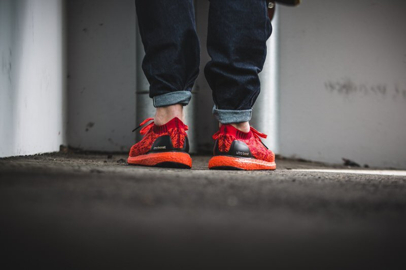 adidas Ultra Boost Uncaged LTD Red