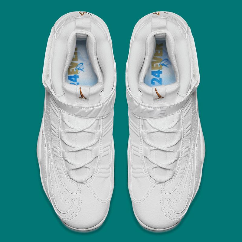 Nike Air Griffey Max 1 Triple White