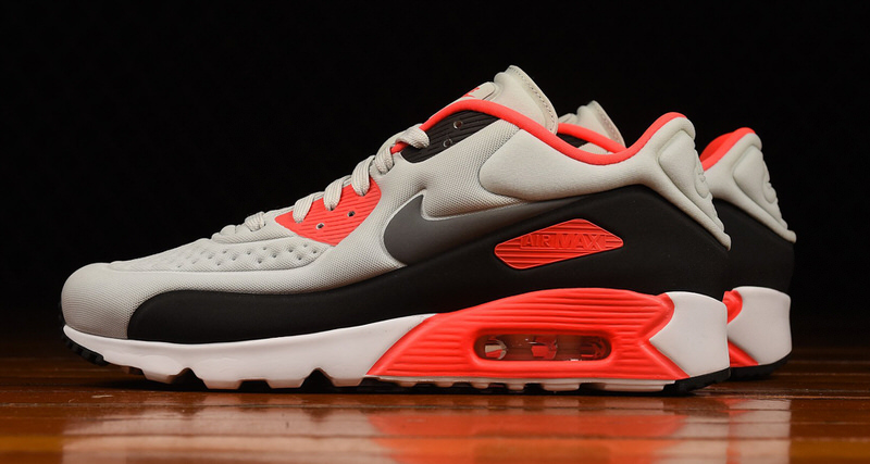 nike air max 90 ultra se infrared preview nice kicks. Black Bedroom Furniture Sets. Home Design Ideas