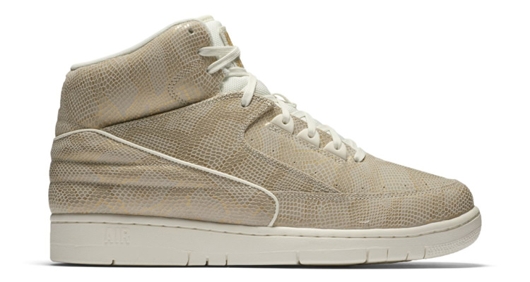 Nike Air Python Premium Sail/Metallic Gold // Available Now