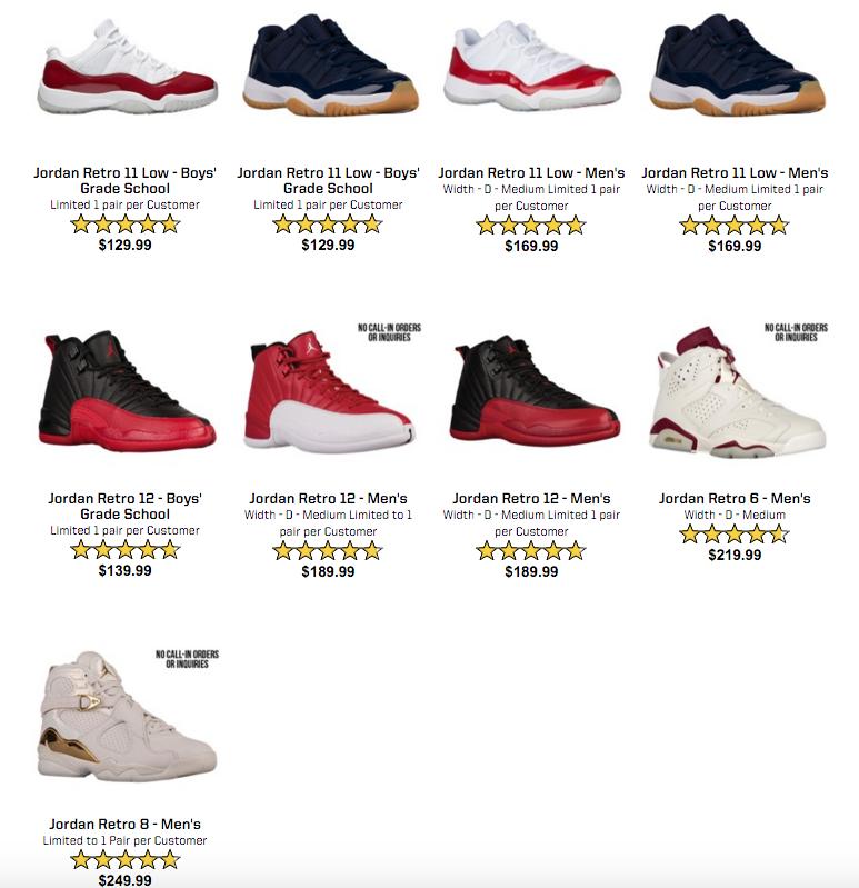 Another Air Jordan Restock is Happening