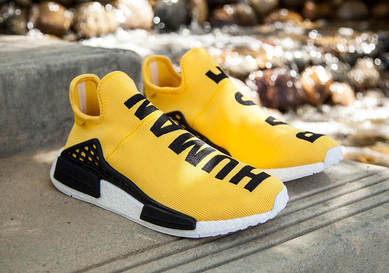 Pharrell x adidas NMD \