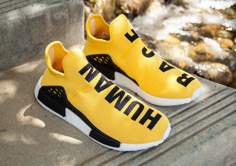adidas human race yellow price- OFF 65