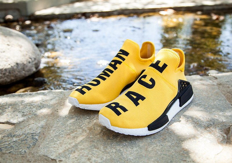 Pharrell X Adidas Nmd Human Race Lands This Friday Nice Kicks