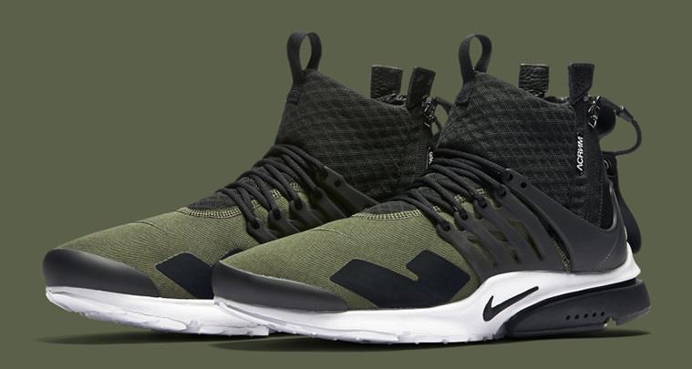 ACRONYM x Nike Air Presto \