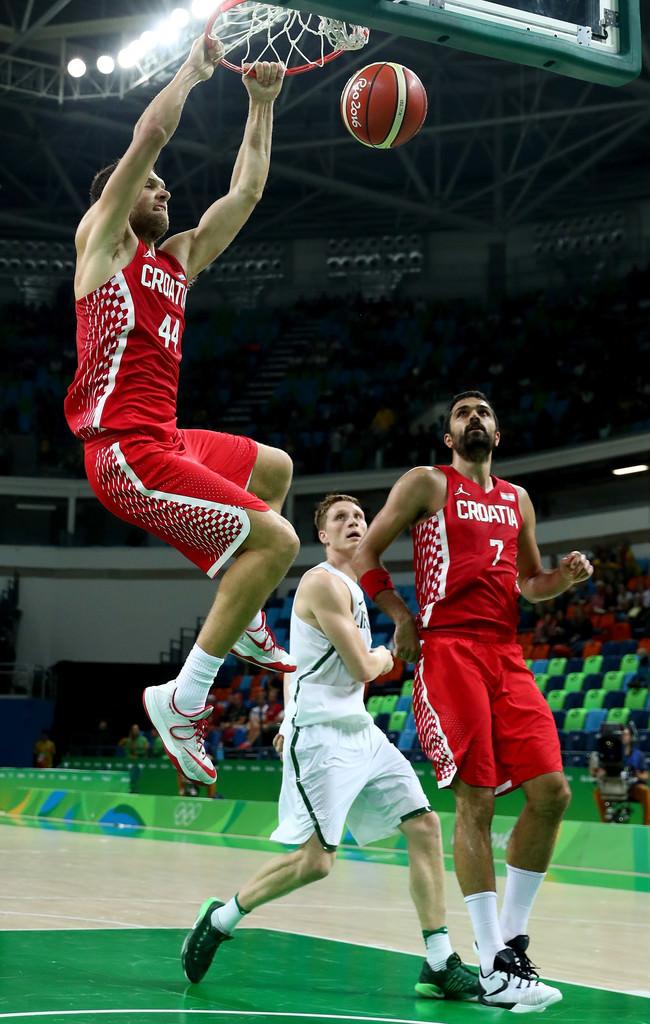 Bojan Basketball+Olympics+Day+10+dZHN-a95z0Yx