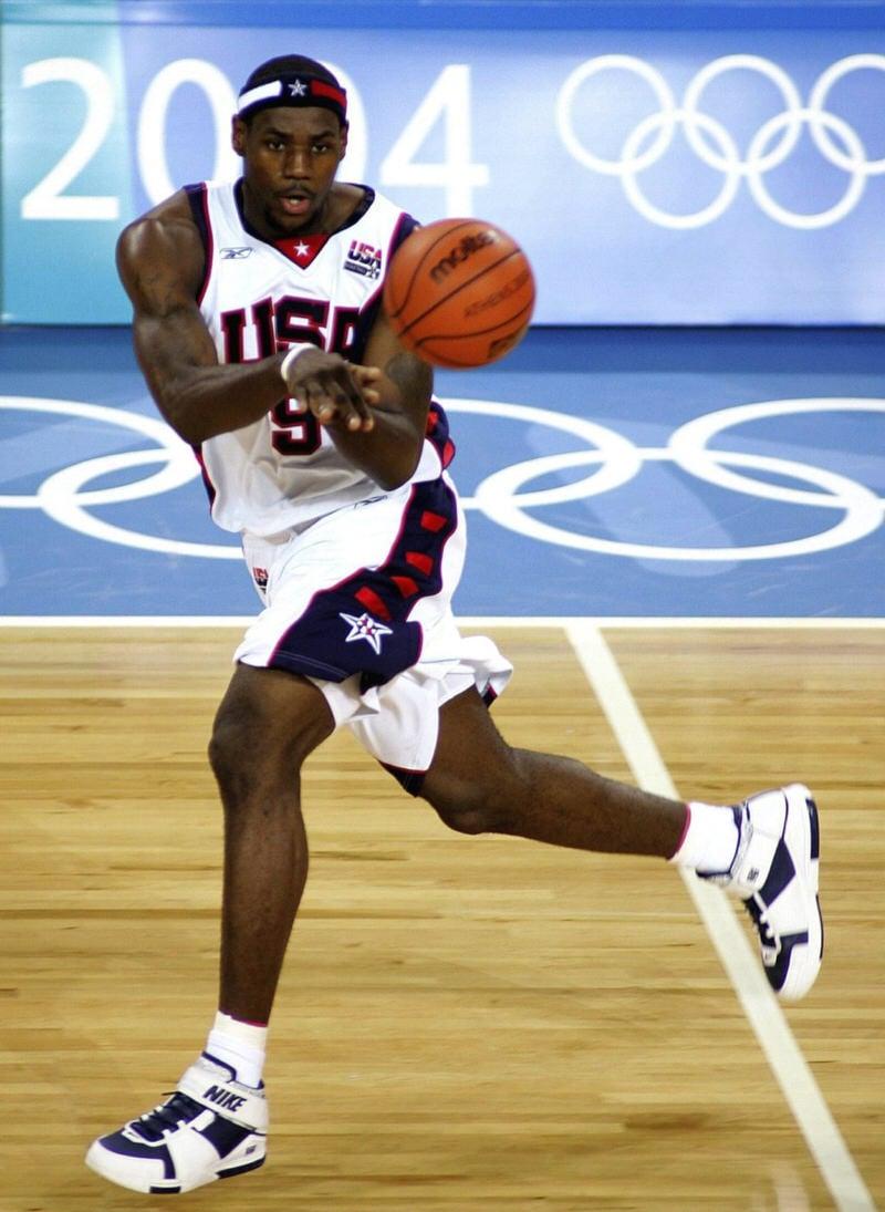 Bron 2 USA 2004 LeBron II