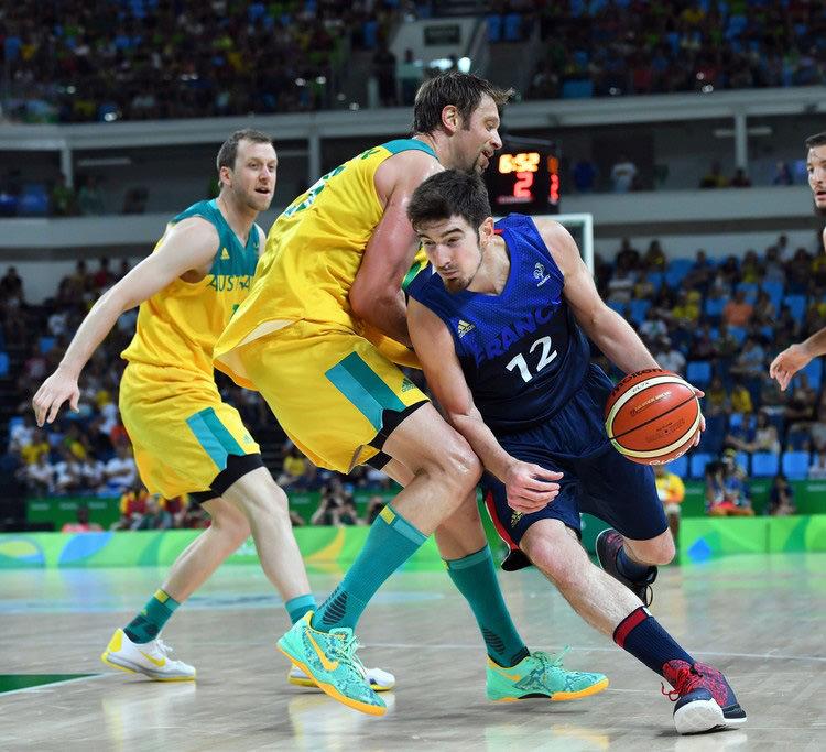 David Andersen Basketball+Olympics+Day+1+bvQ4uKVd38px