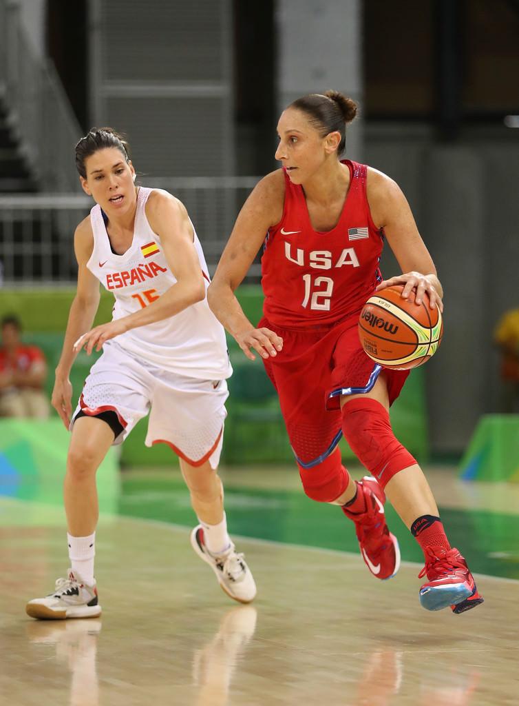 Diana Basketball+Olympics+Day+3+QzSfoUJi3s9x