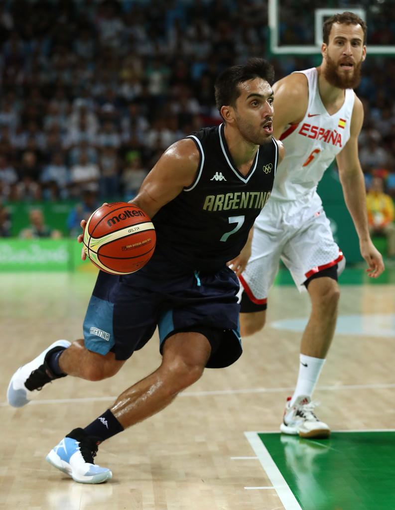 Facundo Campazzo Basketball+Olympics+Day+10+kYHgpseMUs3x