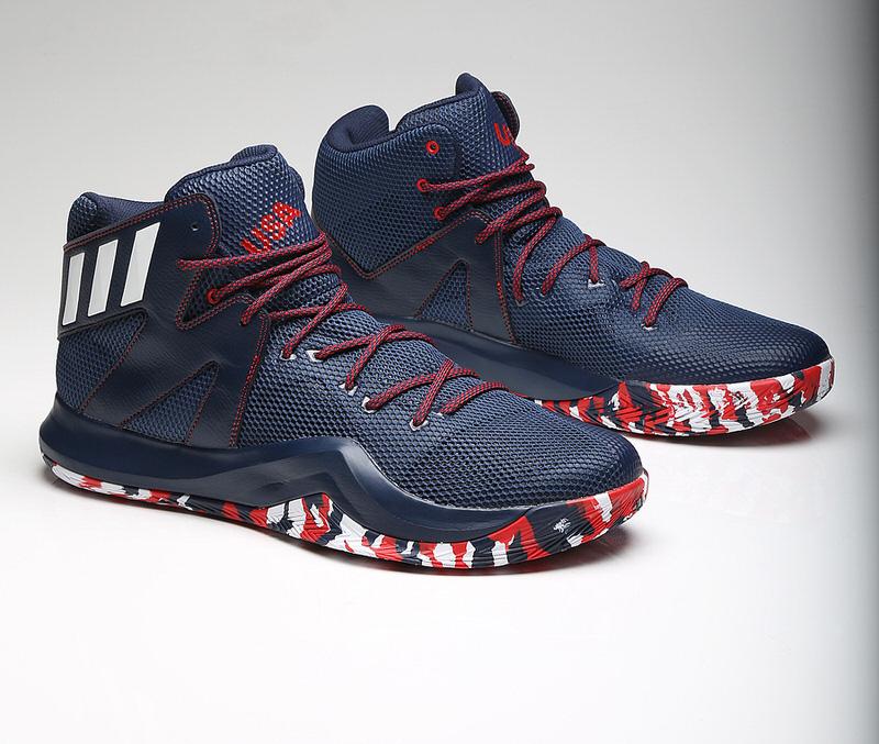 Harrison Barnes adidas Crazy Bounce 2016 Olympics shoes USA 1