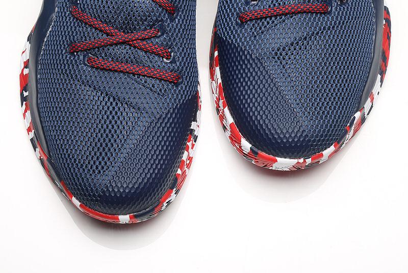 Harrison Barnes adidas Crazy Bounce 2016 Olympics shoes USA 2