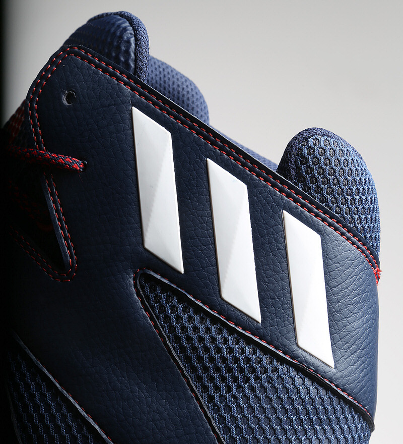 Harrison Barnes adidas Crazy Bounce 2016 Olympics shoes USA 7