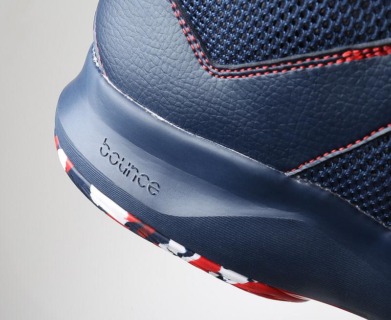 Harrison Barnes adidas Crazy Bounce 2016 Olympics shoes USA 8