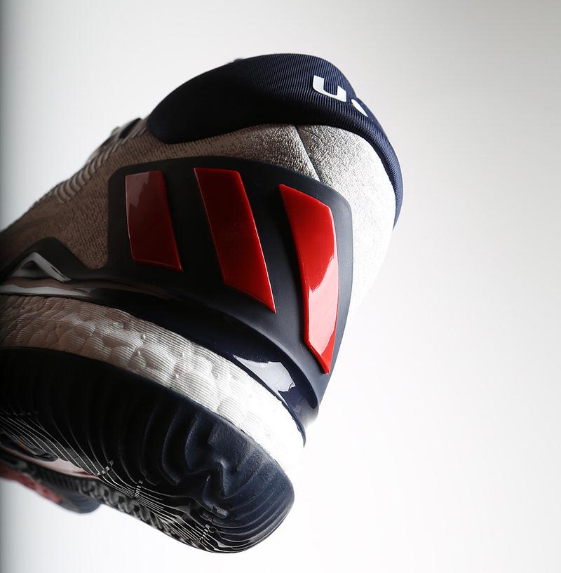 Kyle Lowry USA Olympics adidas Crazylight Boost 2016 12