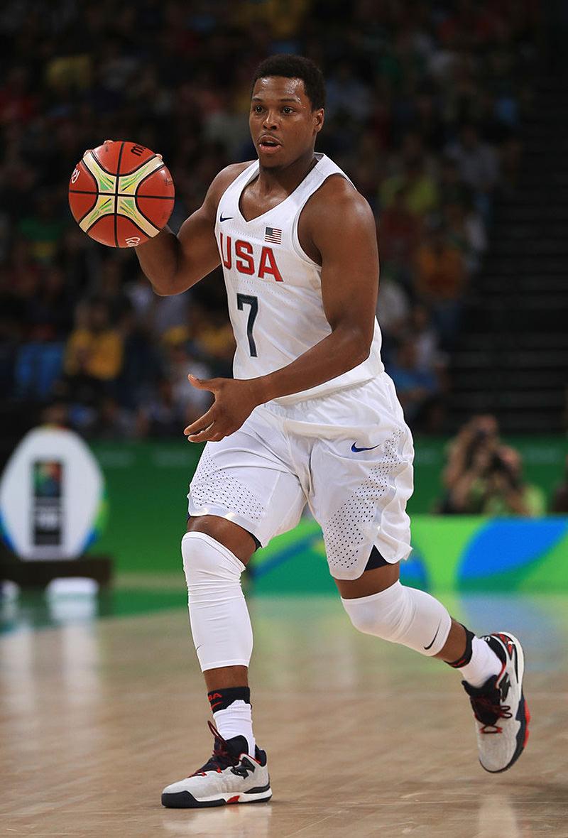 Kyle Lowry USA Olympics adidas Crazylight Boost 2016 6