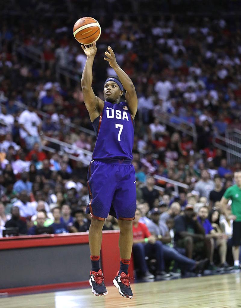 Kyle Lowry USAB Olympics adidas Crazylight Boost 2016 10 B