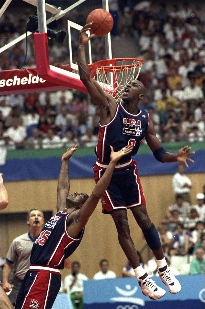 MJ 92 Olympics Dream Team AJ VII 7