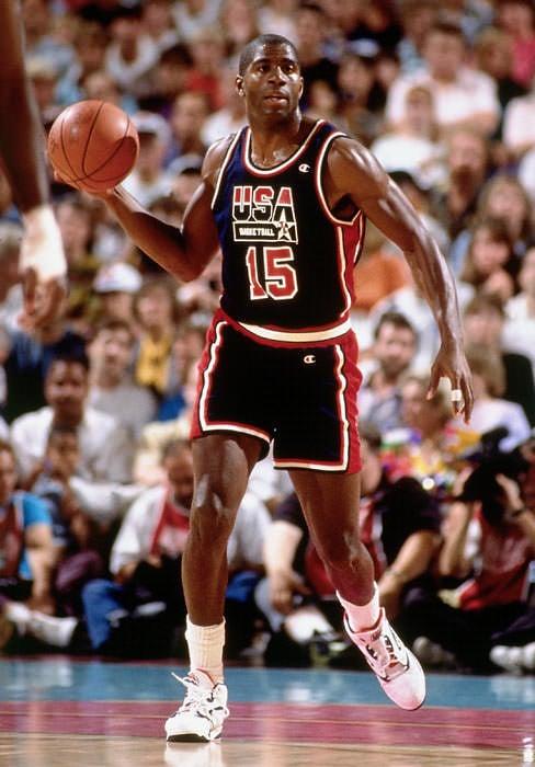 Magic 92 Olympics Dream Team