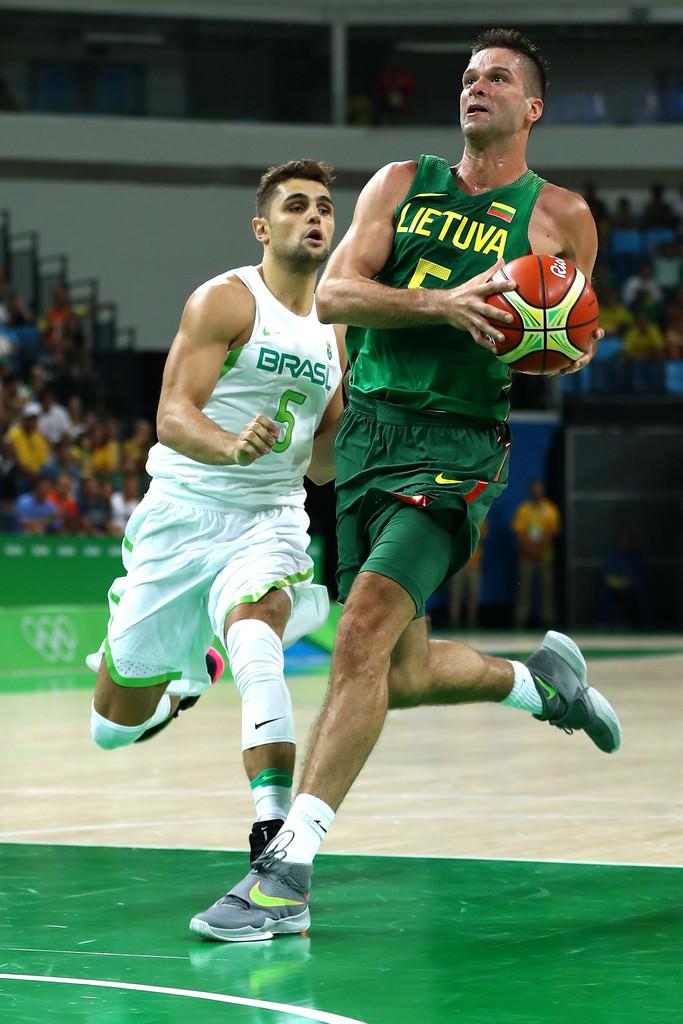Mantas Kalnietis Basketball+Olympics+Day+2+hsZ1mihLJCrx