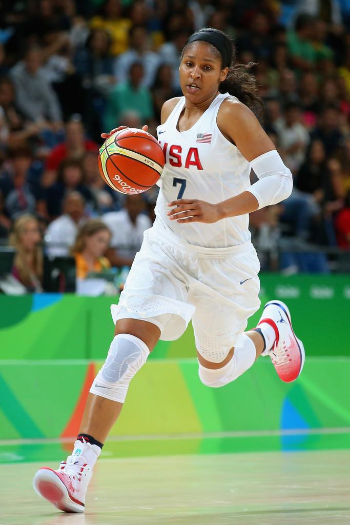 Maya Basketball+Olympics+Day+11+KUZiIe45WOrx