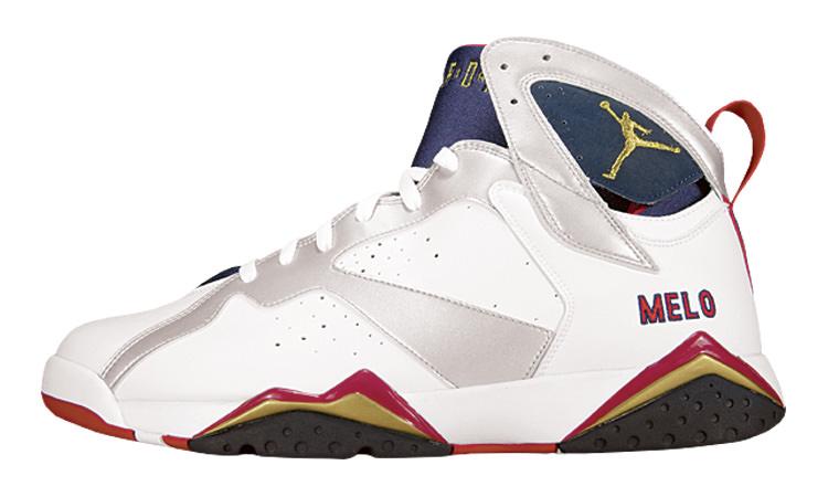 Air Jordan 7 Olympic History OG & Retro | Nice Kicks