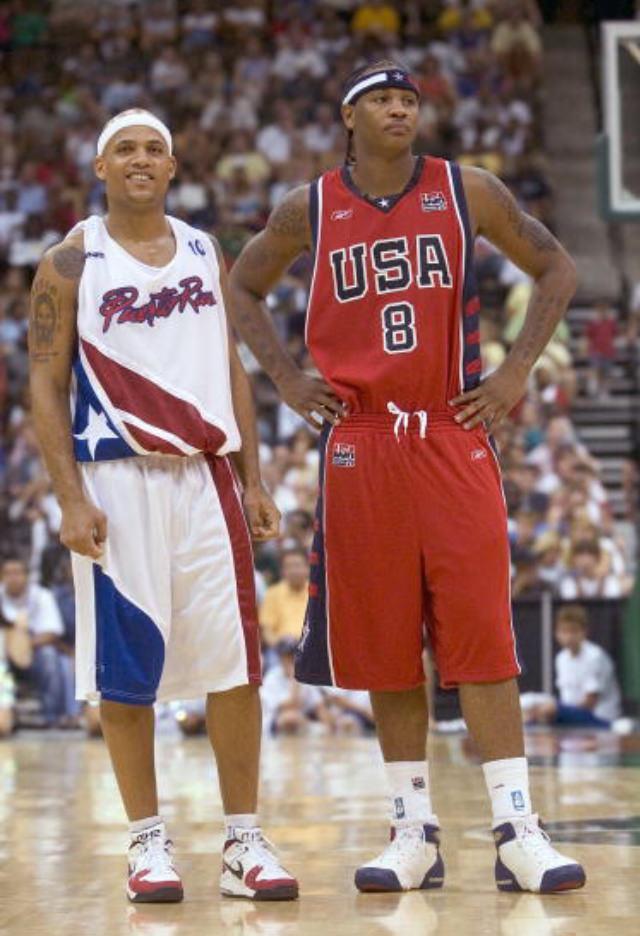 Melo Carmelo Anthony USAB 2004 Melo 1_5 Jordan A