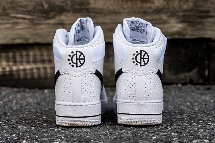 Nike Air Force 1 High Perf WhiteBlack | Nice Kicks