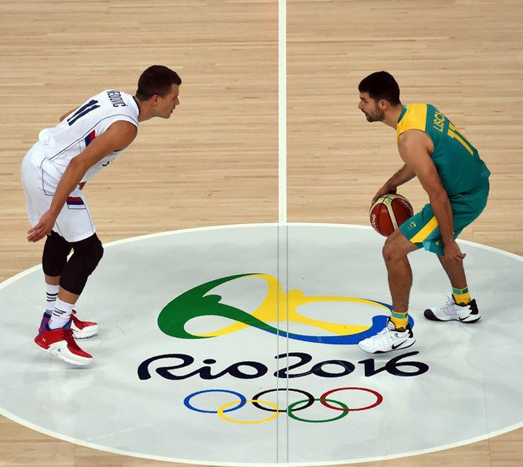 Nemanja Nedovic Australia Kevin Lisch Basketball+Olympics+Day+3+mikkKqbzTKkx