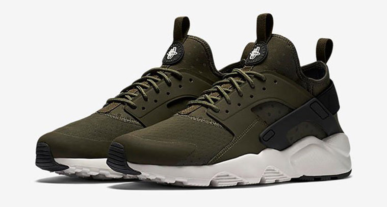Nike Air Huarache Khaki