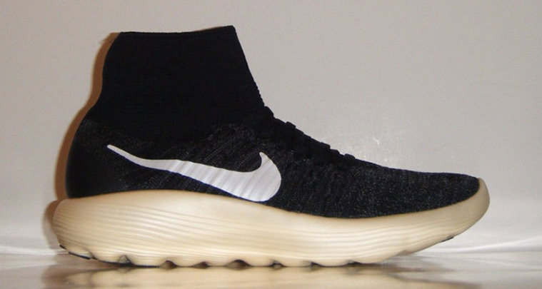 Cheap Nike Lunarestoa 2 Men's Running Shoes Wolf