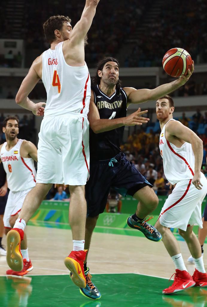 Pau Pau+Gasol+Basketball+Olympics+Day+10+3SmKIWTYIDZx